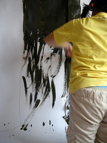 2011年4月「春を描こう」